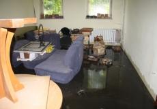 Spendenaufruf nach Hochwasser