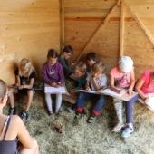 Lehrbauernhof - Tiergestützes Lernen